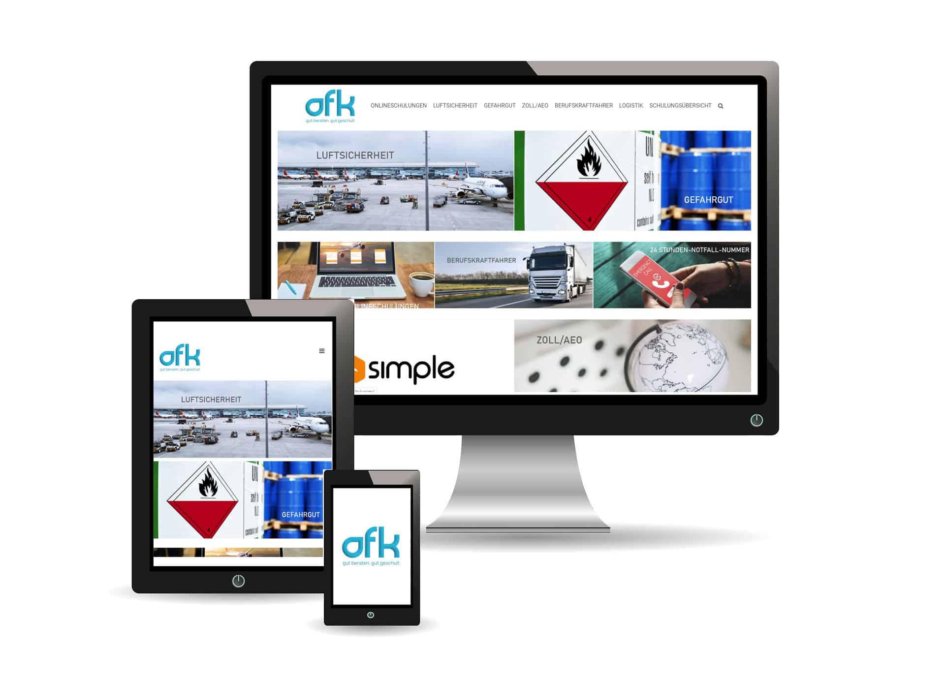 Afk-International GmbH Social Media Devices